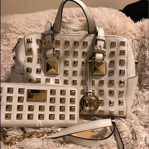 Michael Kors Studded Grayson Set